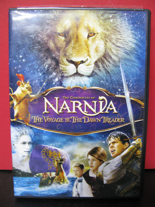 The Chronicles of Narnia - The Voyage of the Dawn Treader DVD