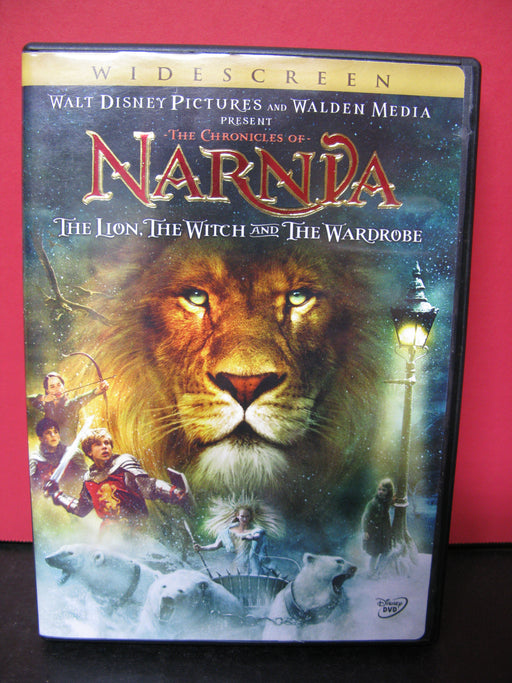 The Chronicles of Narnia- The Lion, The Witch, and The Wardrobe DVD