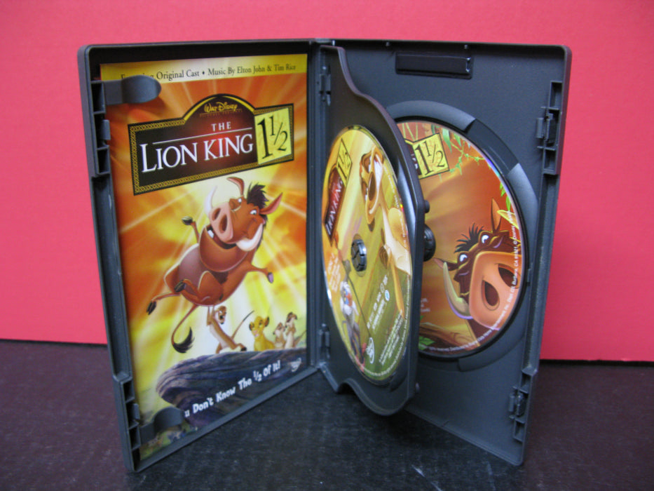Walt Disney The Lion King 1 1/2 DVD