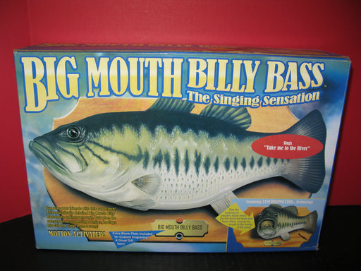 Big Mouth Billy The Singing Sensation