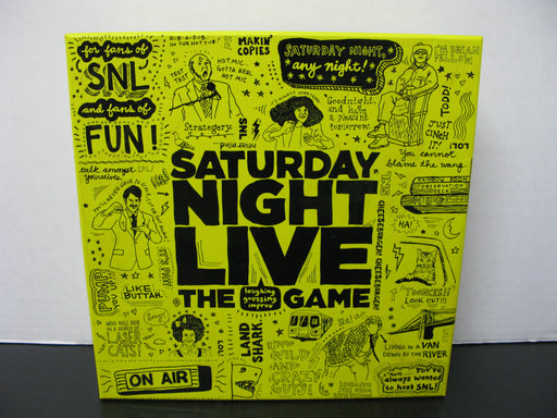 Saturday Night Live The Laughing Guessing Improv Game