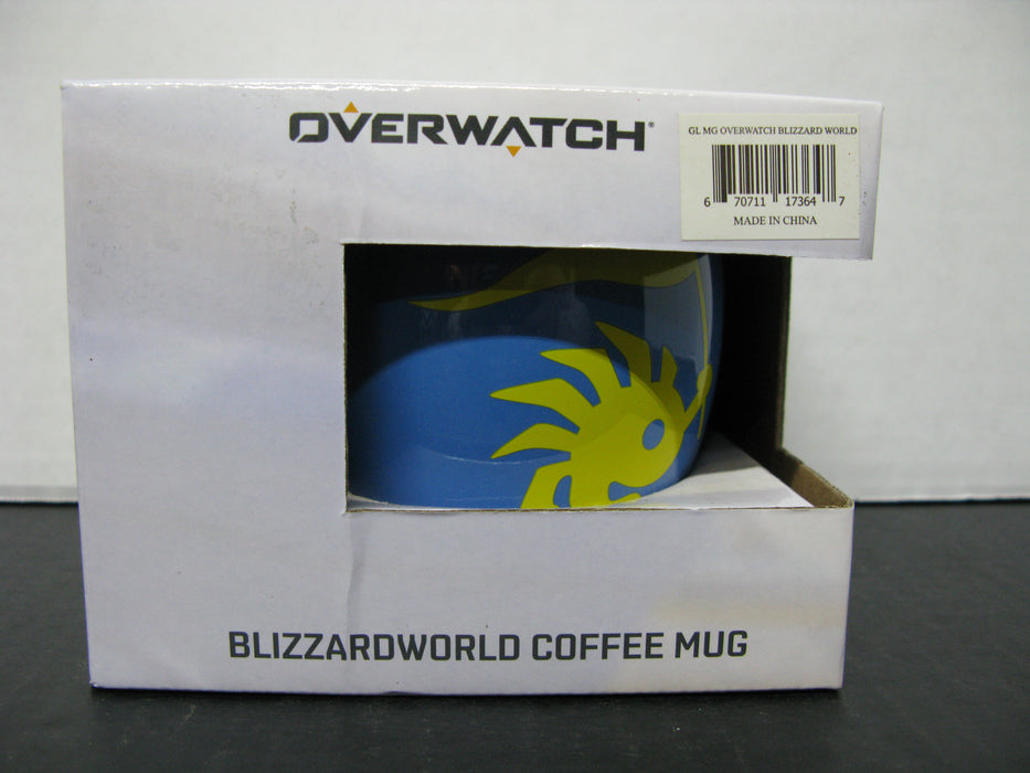 OverWatch BlizzardWorld Coffee Mug