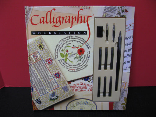 Calligraphy Workstation Book