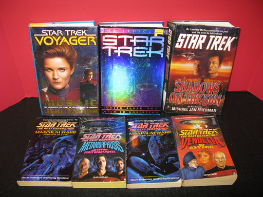 Star Trek Books