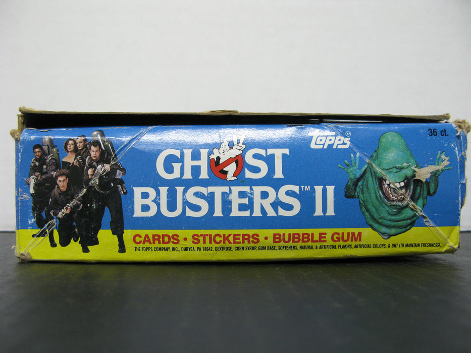 Ghost Busters II : Cards, Stickers, and Bubble Gum