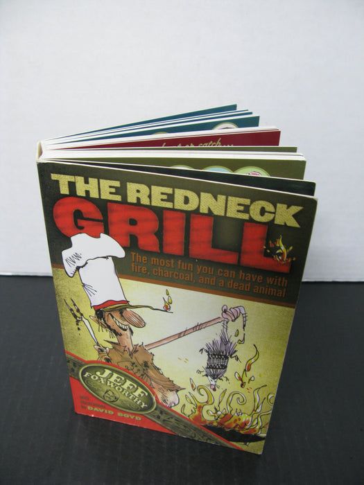 The Redneck Grill Book