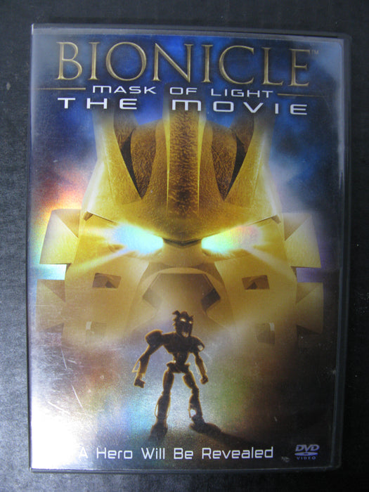 Bionicle Mask of Light The Movie
