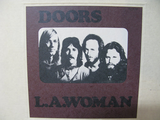 Doors-L.A. Woman CD Album