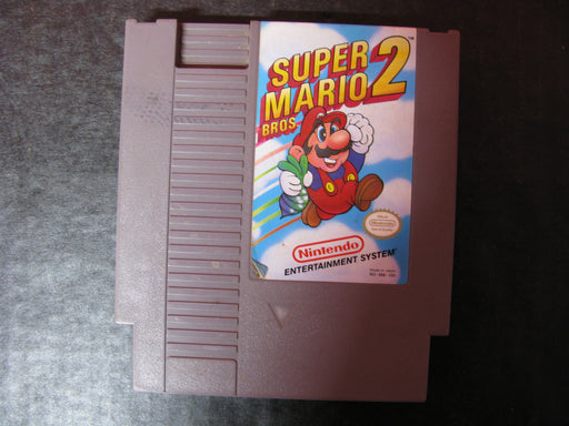 Super Mario Bros. 2 - Nintendo Entertainment System