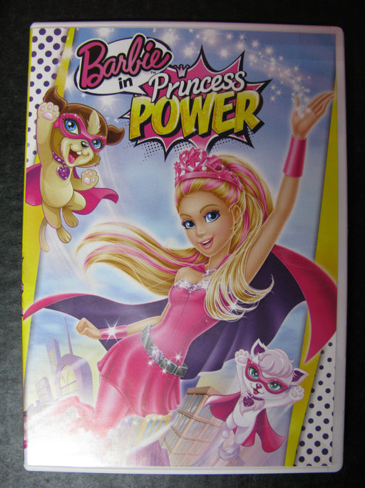 Barbie in Princess Power Movie