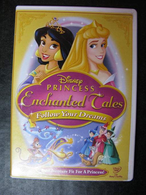 Disney Princess Enchanted Tales-Follow Your Dreams Movie