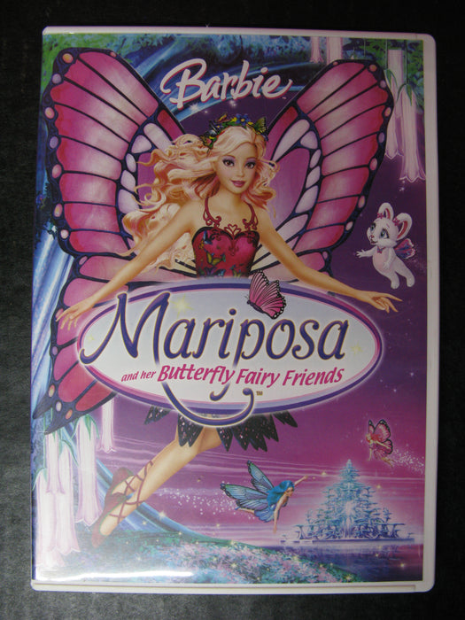 Barbie Mariposa and her Butterfly Fairy Friends Movie
