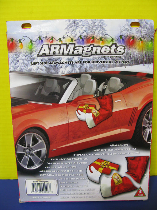 Car Door Christmas ARMagnets