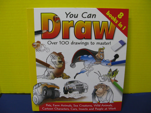 """You Can Draw"" Book"