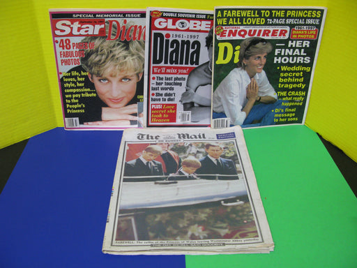 Diana Newsletters