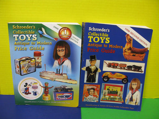 Schroeder's Collectible Toys Antique to Modern Price Guides
