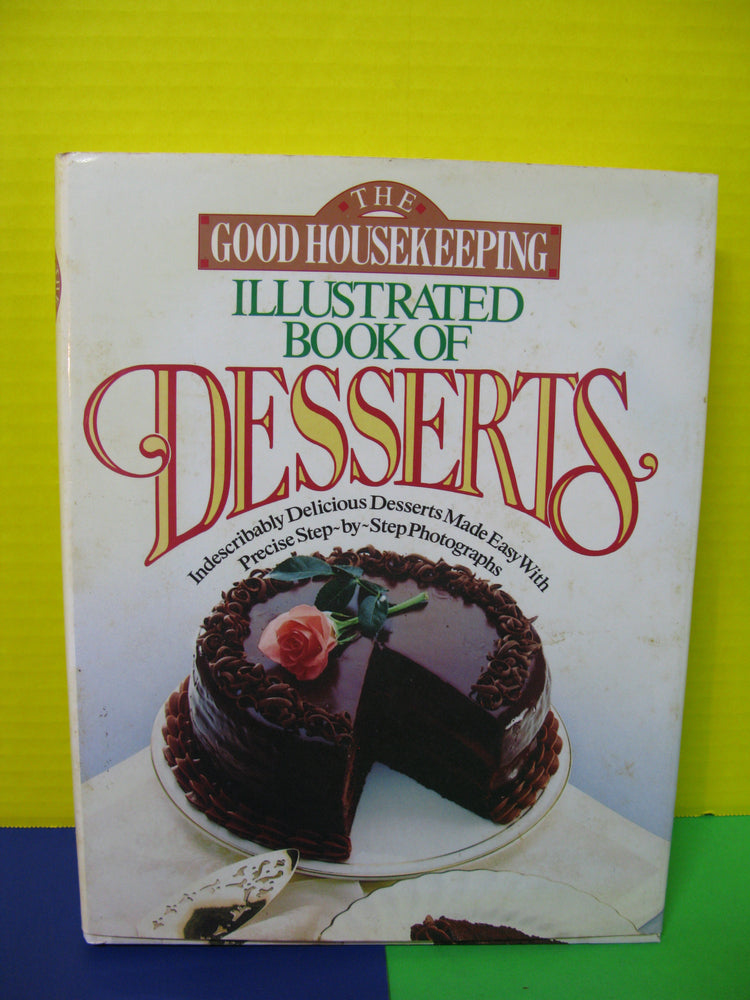 Illustrated Book of Desserts