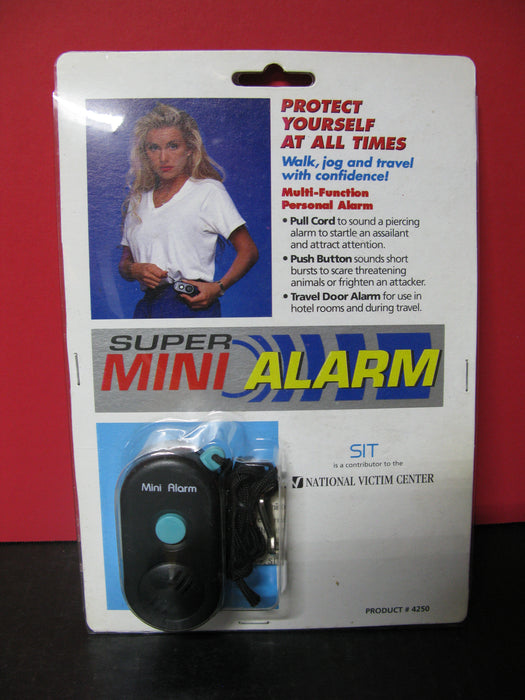 Super Mini Alarm