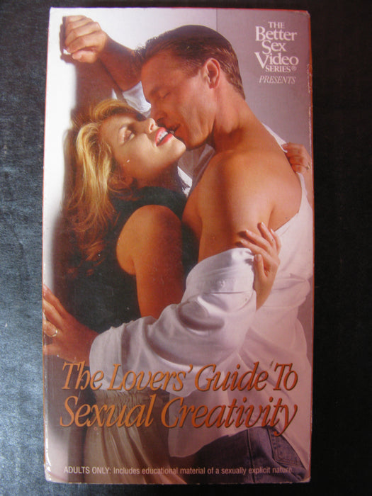 The Lovers' Guide to Sexual Creativity VHS