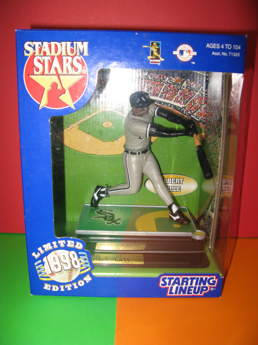 Albert Belle Figure