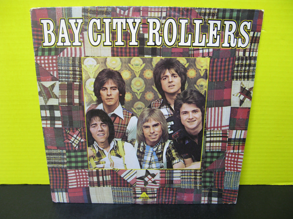 Bay City Rollers Vinyl Record