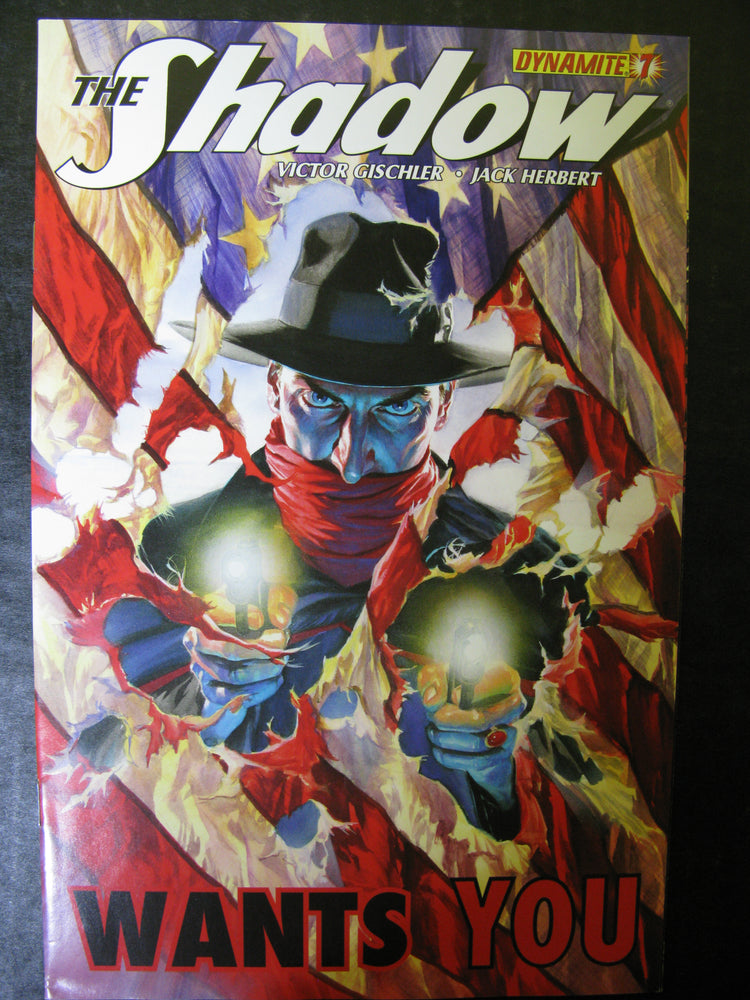 The Shadow Volume #1, Issue #7
