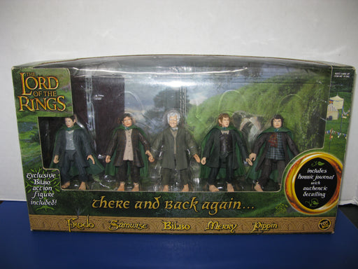 The Lord of the Rings Figure Set