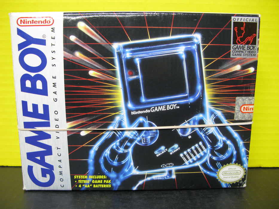 Nintendo GameBoy Compact Video Game System
