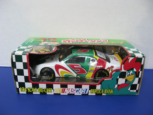 Kellogg's Stock Car Replica Bank 1/24 Scale