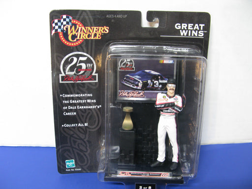 Winner's Circle Dale Earnhardt Figure 2 of 8
