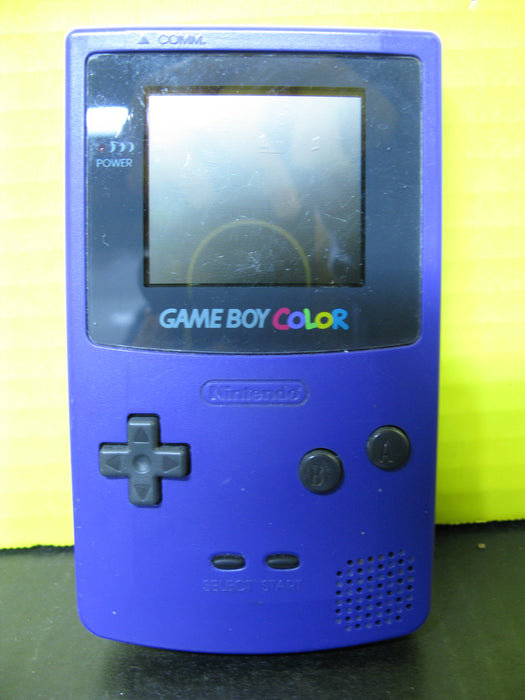 Nintendo Game Boy Color (Purple)