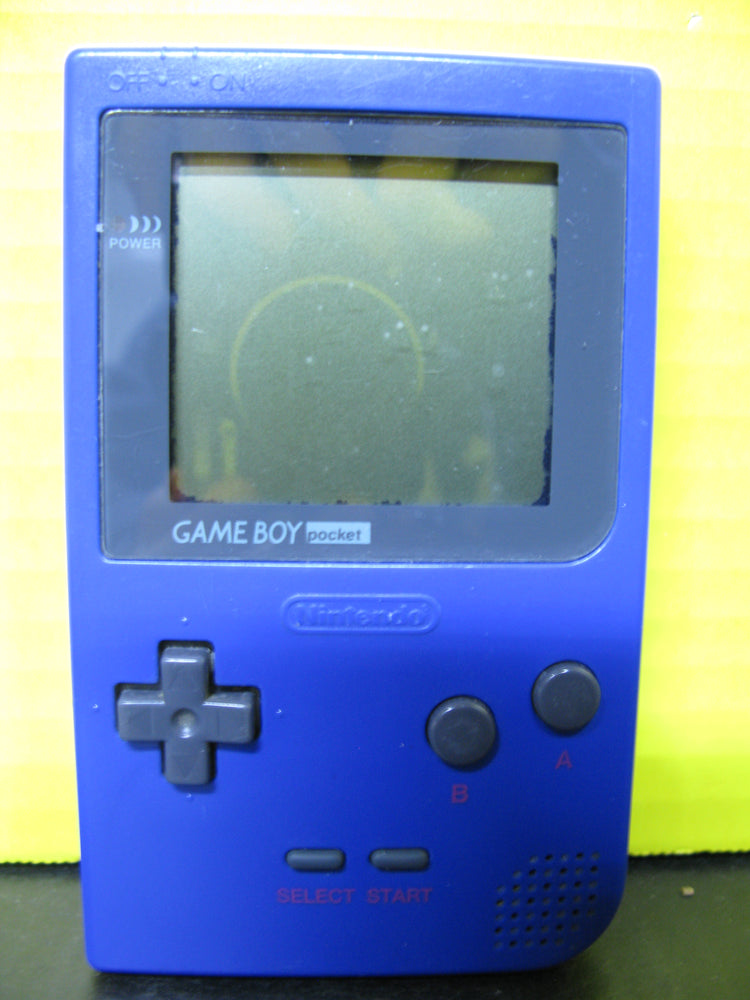 Nintendo Game Boy Pocket (Dark Blue)