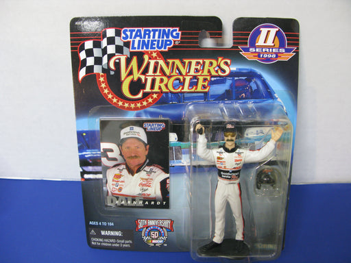 Winner's Circle Series II 1998 Dale Earnhardt Figure