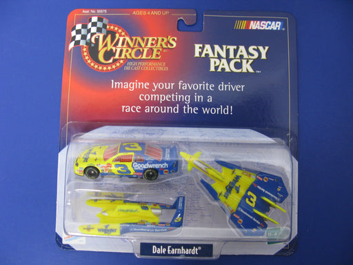 Winner's Circle Fantasy Pack Dale Earnhardt