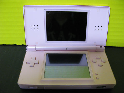 Nintendo DS Lite (Pink) with Charger