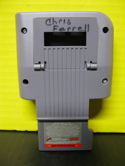 Game Genie Unit