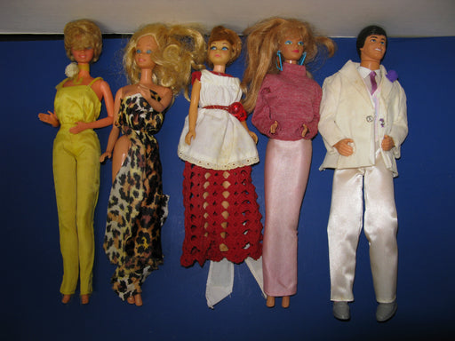 38 Vintage Barbie Doll Lot