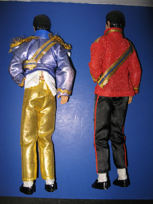2 - 1984 Michael Jackson Superstar Of The 80s Dolls