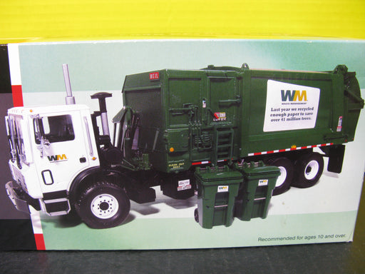 Side-Loaded Refuse Truck Waste Management