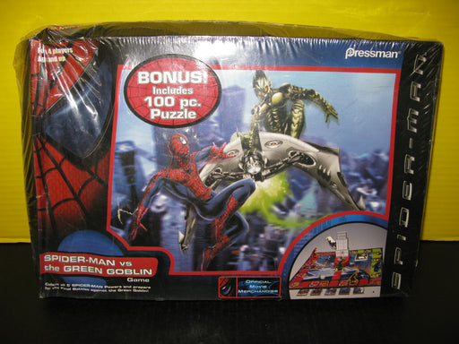 Spider-Man vs the Green Goblin Board Game
