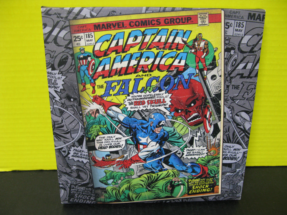 Marvel Comics Group: Captain America and the Falcon Canvas