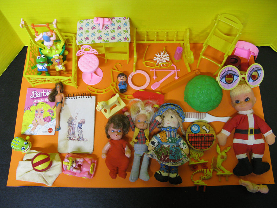 Hodge-Podge Toy Lot