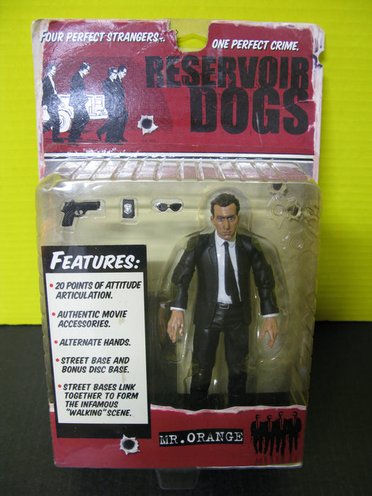 Reservoir Dogs Mr.Orange Action Figure