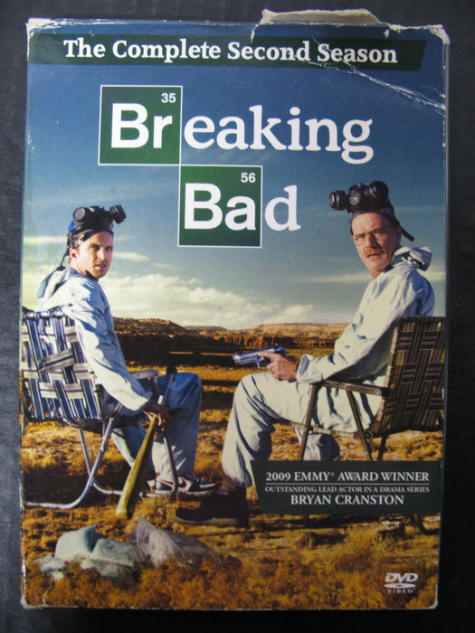 Breaking Bad Memorabilia