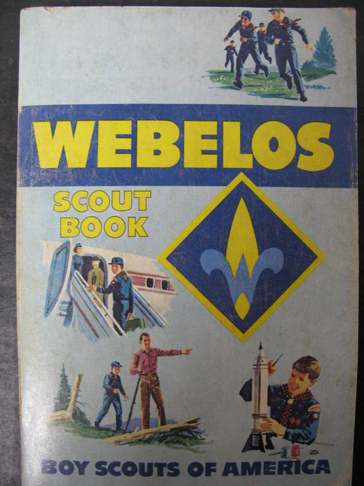 Webelos Scout Book - Boy Scouts of America