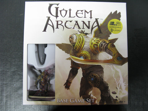 Goldem Arcana Base Game Set