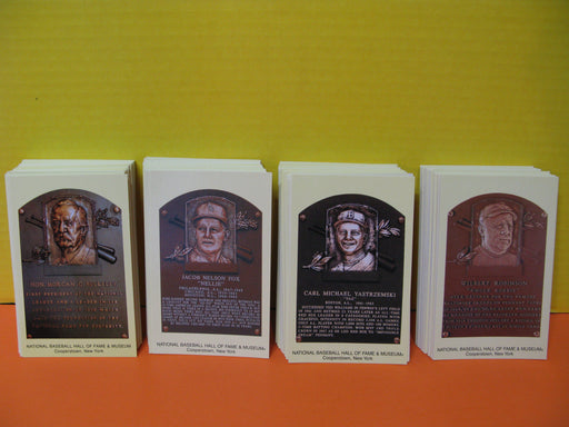National Baseball Hall of Fame & Museum Postcards