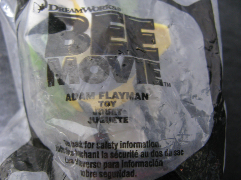 Dreamworks Bee Movie Adam Flayman McDonald's Toy #6