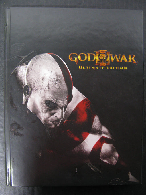 God of War Ultimate Edition Guide Book