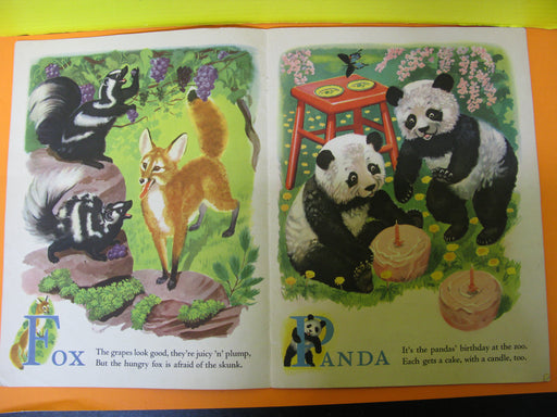 At The Zoo Children's Book